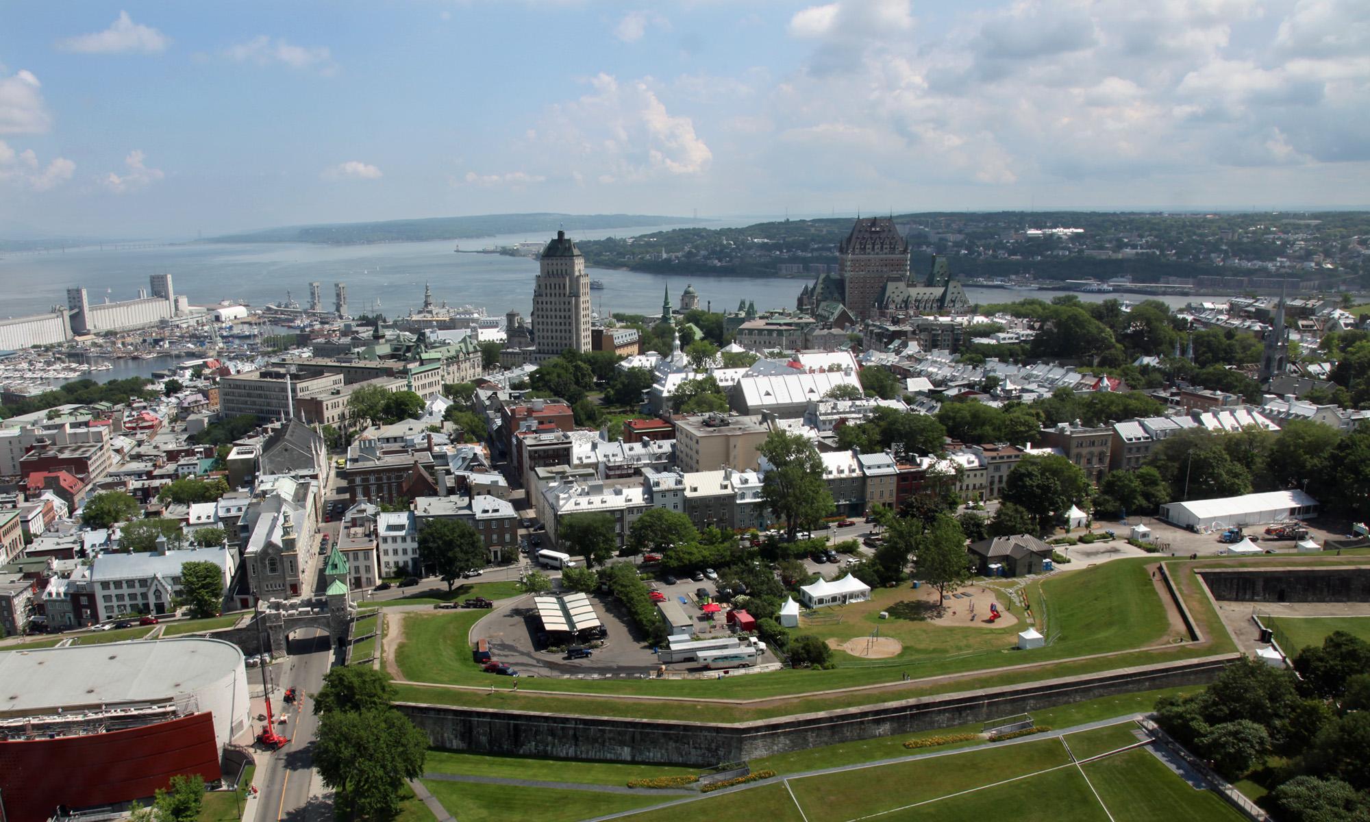Québec erleben